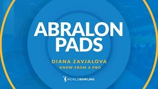 All about Abralon Pads - Know From a Pro with Diana Zavjalova - World Bowling