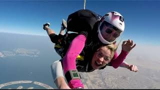Skydiving, Brunch, Abu Dhabi & New Years | Dubai Part 2