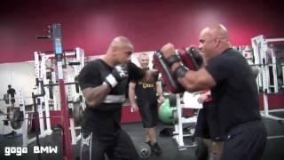 MMA training / motivation