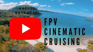 Fpv drone cinematic cruising. #fpvdrone #cinematic #djifpv #island