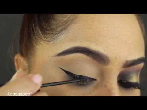 Beginner friendly eyeliner tips and tricks
