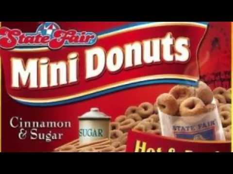 How Quick and Easy it is to prepare Hot & Fresh State Fair Mini Donuts