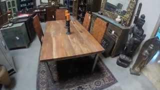 Industrial Rustic Furniture
