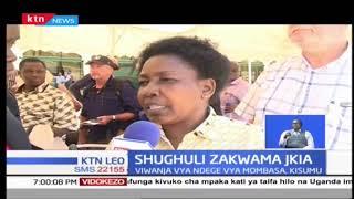 Wafanyakazi wa KAWU wagoma
