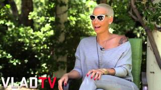 Amber Rose: Im The Top Twerker, There Is No Competition