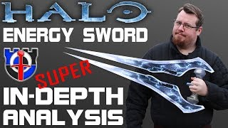 Super in-depth analysis of the HALO ENERGY SWORD