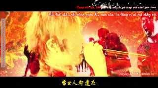 [Vietsub Kara] Nhập Trận Khúc 入陣曲 - Ngũ Nguyệt Thiên Mayday 五月天 (Ver 2)[MaydayVNFC]