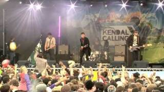The Futureheads // The Beginning of The Twist // Kendal Calling 2010