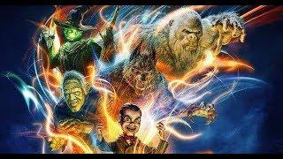 Ужастики 2  Беспокойный Хеллоуин (ужасы, фэнтези, комедия, приключения, семейный)
