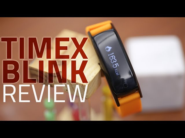 Timex Blink Review | NDTV Gadgets360 com