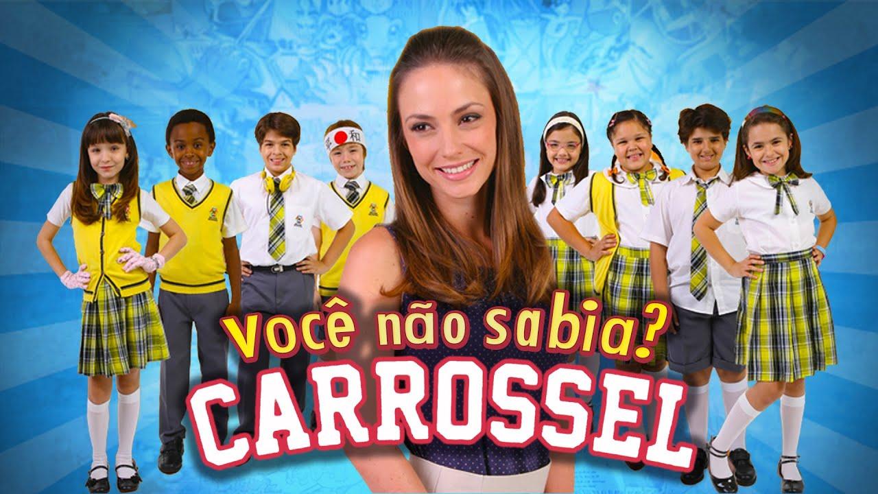 Você não sabia? - Carrossel