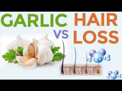 Download Ginger Garlic For Hair Growth And Hair Loss