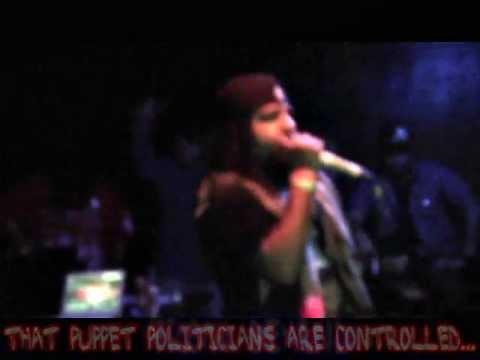 Problem, Reaction, Solution LIVE by Henry Havoc Team Killuminati Acapella at Track Battles