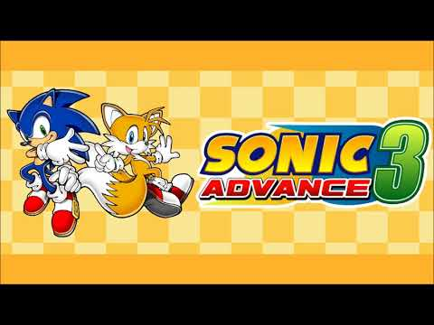 Nonaggression Zone - Sonic Advance 3 Remastered