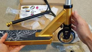 ASMR Unboxing PLAYSHION Pro Scooter + Scooter Check + Clips!