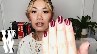 How to Remove Your Gel Manicure At-Home #WithMe Naomi Yasuda   W Magazine