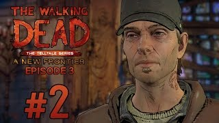 """GROUP MEETING"" The Walking Dead: A New Frontier: Season 3 Episode 3 - Gameplay Walkthrough (Part 2)"