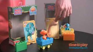 Dinosaur Train Characters from MEGA Brands