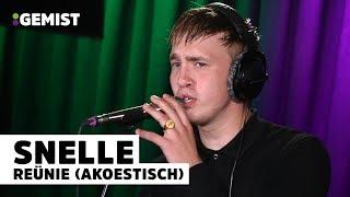 Snelle – Reünie | Live Bij 538