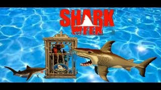 Shark Week! Shark Attack Figure Playset By Animal Planet ~ pocket.watch jr.
