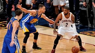 Kyrie Irving Crosses Up Steph Curry! by NBA