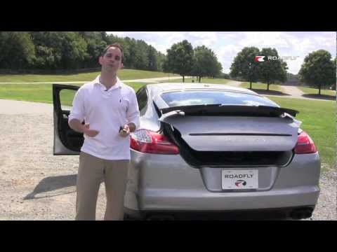 Porsche Panamera GTS 2013 Review & Road Test with Ross Rapoport by RoadflyTV