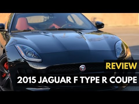 2015 Jaguar F Type R Coupe Review: 12 Things You Didn't Know - Gadget Review