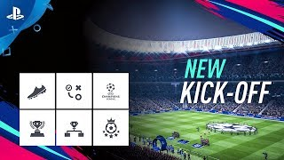 FIFA 19 - The New Kick-Off | PS4