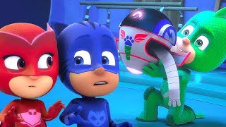 PJ Masks Full Episodes Season 2 ⭐️New Year, New Friends! Featuring PJ Robot | 4K | PJ Masks Official