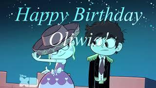♥ Happy Birthday Oliwia! ♥