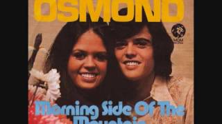 Donny & Marie Osmond (Morning Side Of The Mountain /Tyros 5 )