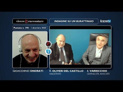 Anteprima del video Roberto OLIVERI DEL CASTILLO, Enzo VARRICCHIOIndagine su un burattinaio