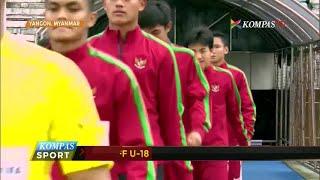 Cuplikan Kekalahan Indonesia atas Vietnam, 3 Gol Tanpa Balas