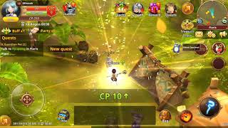 Android/IOS] King of Wushu 2 (九阳神功2) 3D MMORPG Android