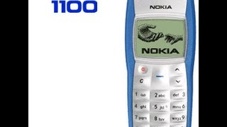 Nokia 1100 Ringtones (Old Ringtones)