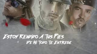 Mi Tesoro - Nicky Jam FT Zion Y Lennox