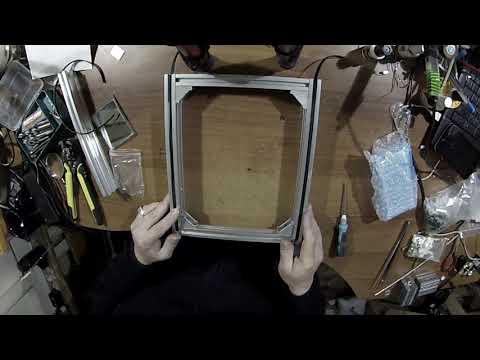 Full video guide - assembling process*