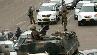 Конец эры Мугабэ?