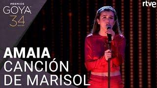 AMAIA - \'CANCIÓN DE MARISOL\' | Premios Goya 2020