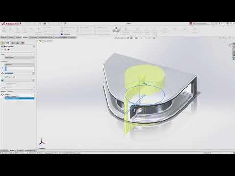 SOLIDWORKS 2018 - Teilemodellierung