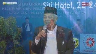 90 Tahun Gontor  FPA Gontor  Diskusi Ke 1  Problematika Pondok Pesantren
