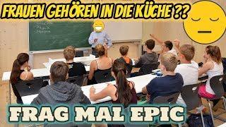FRAUEN GEHÖREN EINFACH IN DIE KÜCHE.. | 100 KILLS AUF KASHYYYK ?? | FRAG MAL EPIC