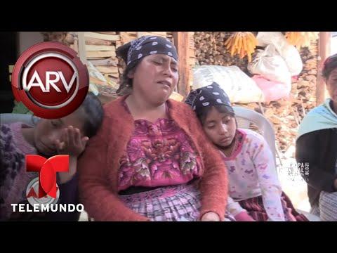 Migrante murio baleada por agente de patrulla fronteriza | Al Rojo Vivo | Telemundo