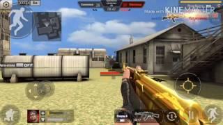 Crisis Action Киберспорт FPS GOLDWEAPONTIME