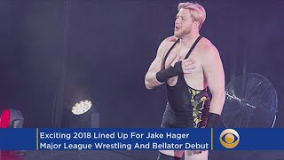 CBS Local Sports Jack Swagger