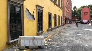 SECUELAS DEL TEMBLOR: TEC DE MONTERREY CCM ITESM