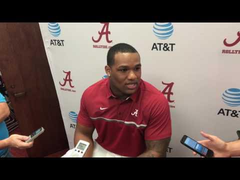 Da'Shawn Hand is hungry for 2017 season at Alabama