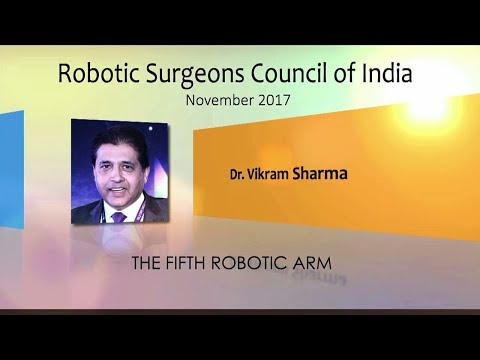 The Fifth Robotic Arm