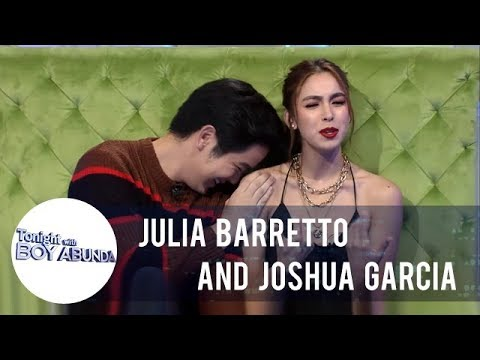 TWBA:  Julia talks about wearing a bra