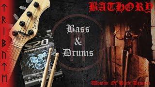 Tribute To Bathory - Woman Of Dark Desires (Backing Track)